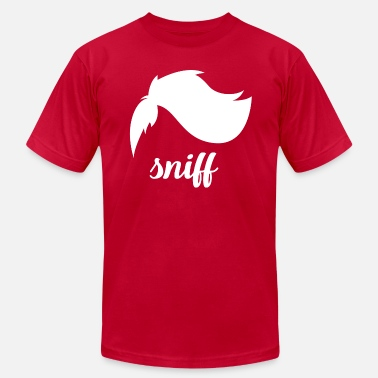 Faulty The Sniff - Men's Fine Jersey T-Shirt