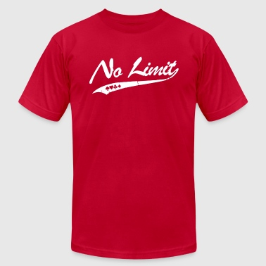 No Limit - Men's Fine Jersey T-Shirt