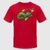 Abyssal Angler Fish with a Christmas Ball - Men's Fine Jersey T-Shirt