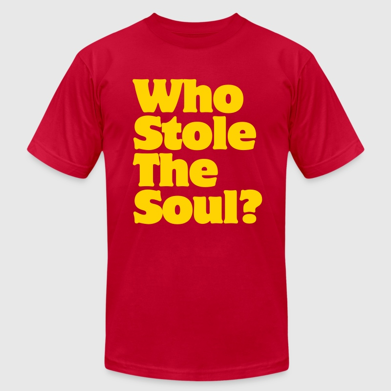 Who Stole The Soul? - Men's Fine Jersey T-Shirt