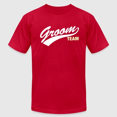 groom_team_1__f2 - Men's Fine Jersey T-Shirt