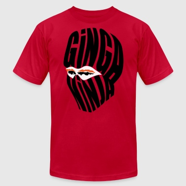 Ginga Ninja - Men's Fine Jersey T-Shirt