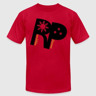 Republika ng Pilipinas - Philippines - Men's Fine Jersey T-Shirt
