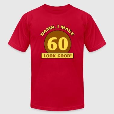 Shop gag gift t shirts online spreadshirt 60th birthday gag gift men39s fine jersey negle Choice Image