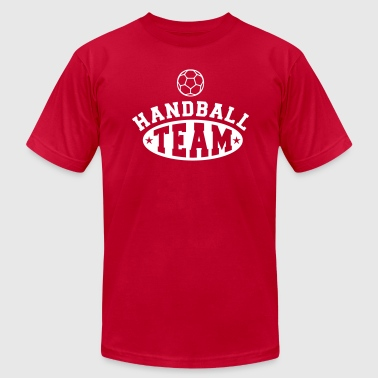 Handball Team - Men's Fine Jersey T-Shirt