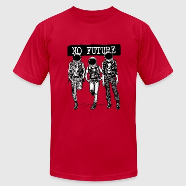 Futur No Future - Men's Fine Jersey T-Shirt