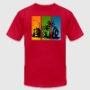 Turntable City DJ - Men's Fine Jersey T-Shirt
