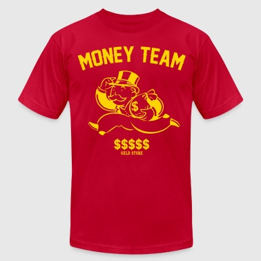 Money Team - Men's Fine Jersey T-Shirt