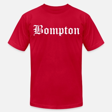 Compton Fashion bompton - Men's  Jersey T-Shirt