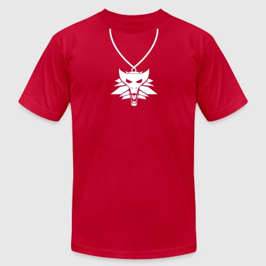 Witcher - Men's Fine Jersey T-Shirt