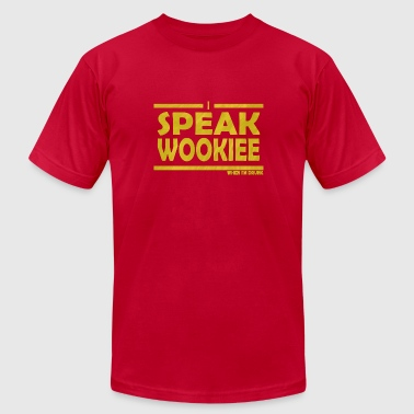 wookie - Men's Fine Jersey T-Shirt