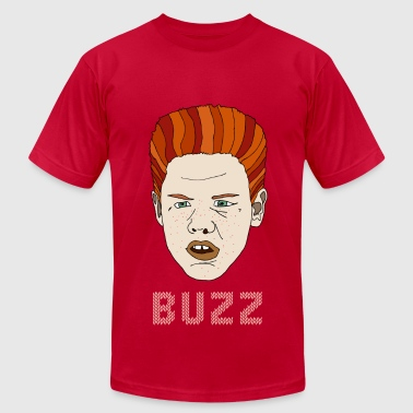 Buzz - Men's Fine Jersey T-Shirt