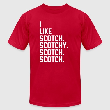 Scotch - Men's Fine Jersey T-Shirt
