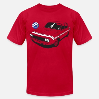 Simca r12 gordini - Men's  Jersey T-Shirt