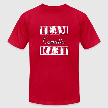 Team Cornelia - Men's Fine Jersey T-Shirt