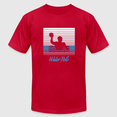 water sports - Men's Fine Jersey T-Shirt