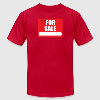 for sale - Men's Fine Jersey T-Shirt