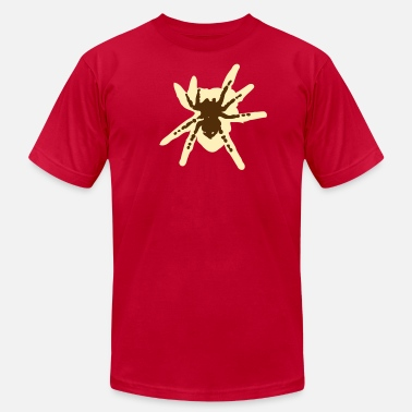 Awesome Unique Insects spider_insects_2 - Men's  Jersey T-Shirt
