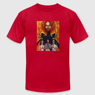 Charlie's Angels - Men's Fine Jersey T-Shirt