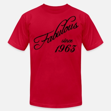 Fabulous Since 1963 Fabulous since 1963 - Men's  Jersey T-Shirt