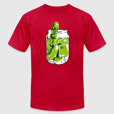 Pickles - Men's Fine Jersey T-Shirt