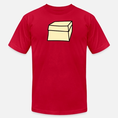 Surprise Box box - Men's  Jersey T-Shirt
