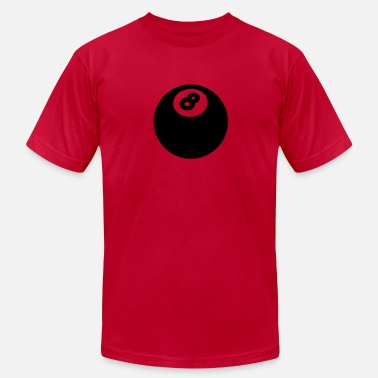 T-ball 8 Ball T-shirt - Men's  Jersey T-Shirt