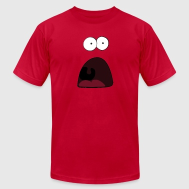 Surprised Patrick - Men's Fine Jersey T-Shirt