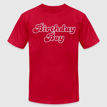 Birthday Boy birthday boy - Men's Fine Jersey T-Shirt