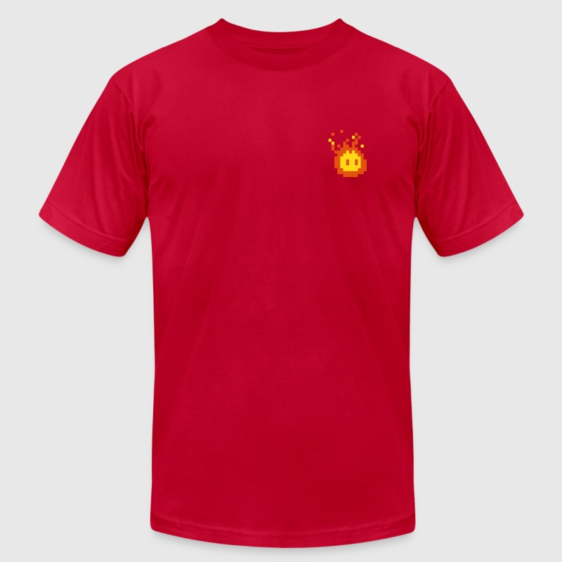 Fireball - Men's Fine Jersey T-Shirt