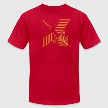 Xevian Bird - Men's Fine Jersey T-Shirt