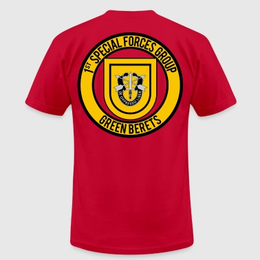 1st Special Forces Group - Men's Fine Jersey T-Shirt