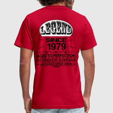 LEGEND SINCE 1979 - Men's Fine Jersey T-Shirt