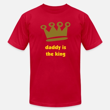 Crown-jokes Crown - Men's  Jersey T-Shirt