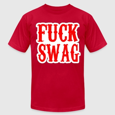 F*CK SWAG. - Men's Fine Jersey T-Shirt