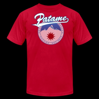 Shangri-La Expedition by Patame - Men's Fine Jersey T-Shirt