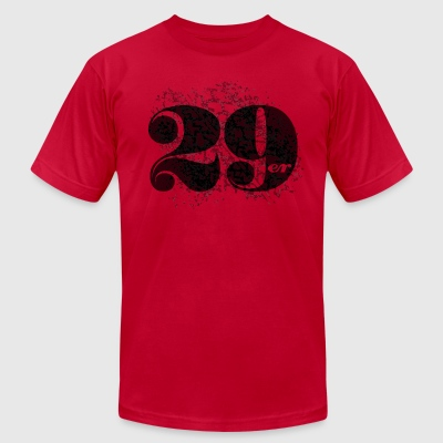 29er - Men's T-Shirt by American Apparel