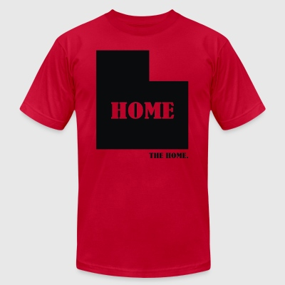 The Home - Men's T-Shirt by American Apparel