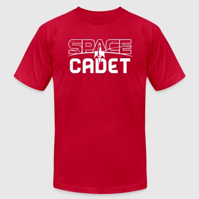 Space Cadet - Men's T-Shirt by American Apparel