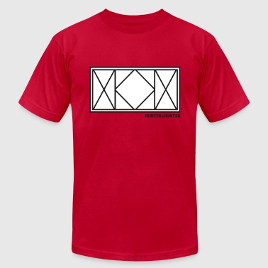 Hunter x Hunter Killua Logo - Men's Fine Jersey T-Shirt