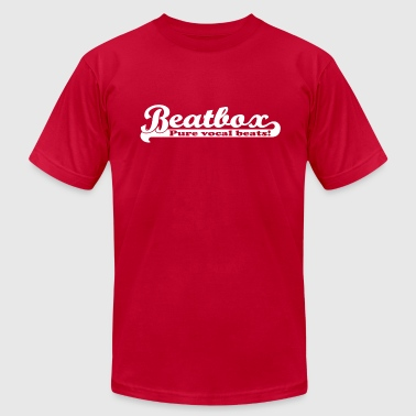 Beatbox - Men's Fine Jersey T-Shirt