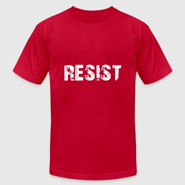 RESIT - Men's T-Shirt by American Apparel