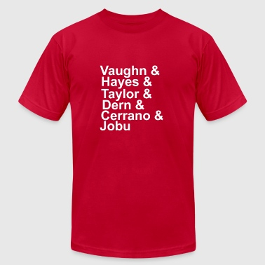 THE MAJOR TEAM, WILD THING, JOBU AND MORE - Men's T-Shirt by American Apparel