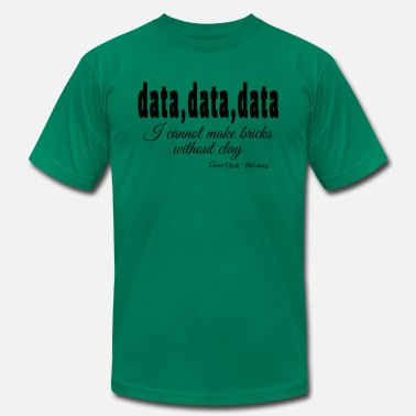 Data Preservation data data data - Men's  Jersey T-Shirt
