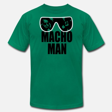 Macho Macho Man - Men's  Jersey T-Shirt