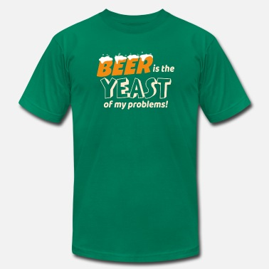 Tall Girl Problems Beer is the Yeast of My Problems - Men's  Jersey T-Shirt
