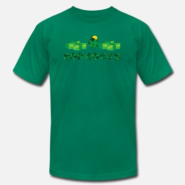 Green Rocks Green Pop Rock - Men's  Jersey T-Shirt