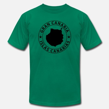 Canary Islands Gran Canaria Design - Men's  Jersey T-Shirt