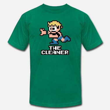 Omega Kenny The Cleaner - Men's  Jersey T-Shirt