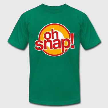 Oh Snap - Men's Fine Jersey T-Shirt